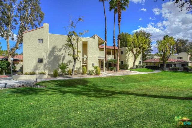 1925 N Via Miraleste #1423, Palm Springs, CA 92262 (MLS #18322038PS) :: The John Jay Group - Bennion Deville Homes