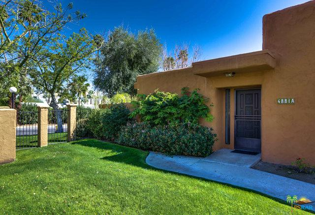 4881 S Winners Circle A, Palm Springs, CA 92264 (MLS #18322226PS) :: The John Jay Group - Bennion Deville Homes