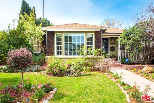 3363 Redwood Avenue, Los Angeles (City), CA 90066 (MLS #18322294) :: The John Jay Group - Bennion Deville Homes