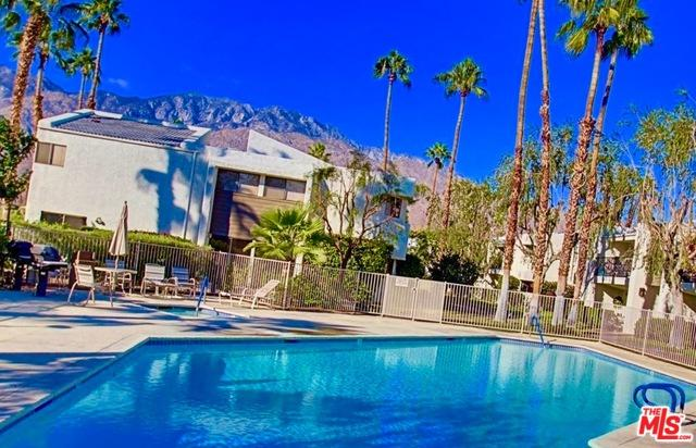 3155 E Ramon Road #710, Palm Springs, CA 92264 (MLS #18322392) :: The John Jay Group - Bennion Deville Homes