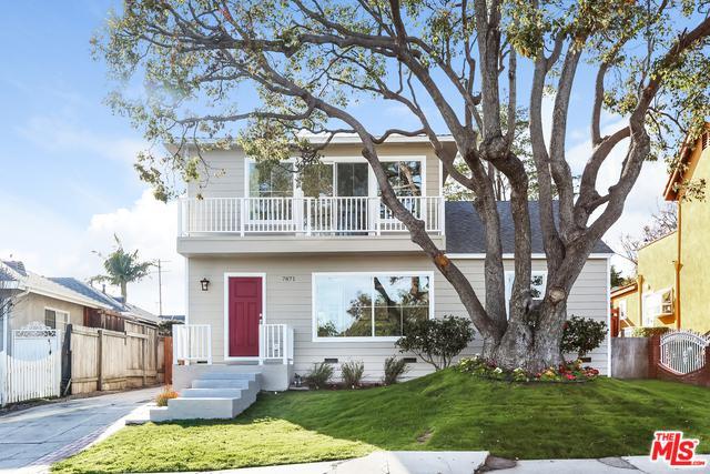 7871 Yorktown Avenue, Los Angeles (City), CA 90045 (MLS #18322426) :: The John Jay Group - Bennion Deville Homes
