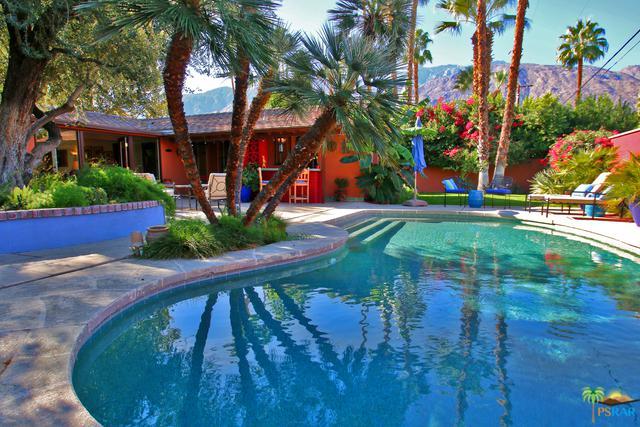 1426 N Riverside Drive, Palm Springs, CA 92264 (MLS #18322476PS) :: Brad Schmett Real Estate Group