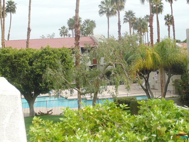 1150 E Amado Road 18C2, Palm Springs, CA 92262 (MLS #18322528PS) :: The John Jay Group - Bennion Deville Homes