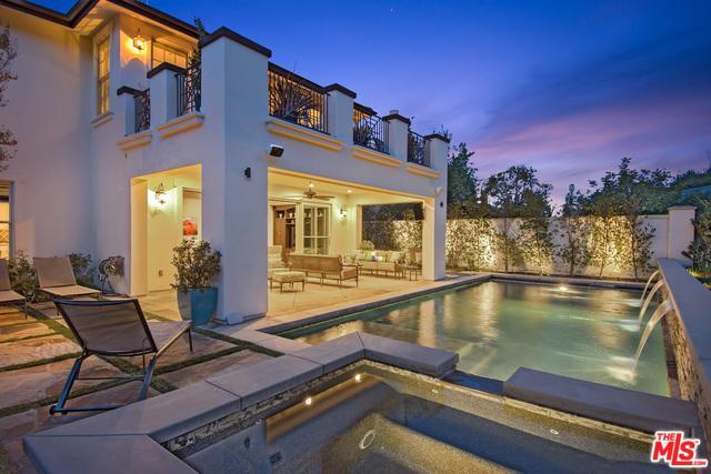 25520 Prado De Oro, Calabasas, CA 91302 (MLS #18322634) :: The John Jay Group - Bennion Deville Homes
