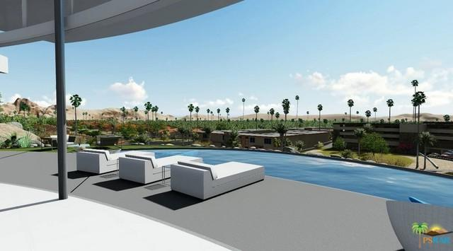 2301 W Cantina Way, Palm Springs, CA 92264 (MLS #18322726PS) :: The John Jay Group - Bennion Deville Homes
