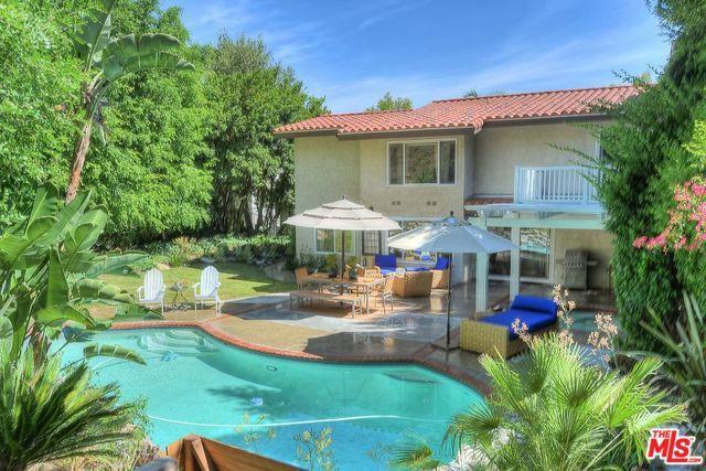 23444 Park Hermosa, Calabasas, CA 91302 (MLS #18322754) :: The John Jay Group - Bennion Deville Homes