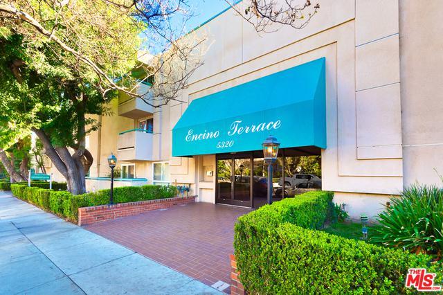 5320 Zelzah Avenue #101, Encino, CA 91316 (MLS #18322950) :: The John Jay Group - Bennion Deville Homes