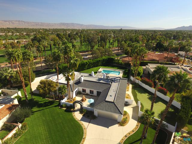 3 Boothill Circle, Rancho Mirage, CA 92270 (MLS #18322972PS) :: Brad Schmett Real Estate Group