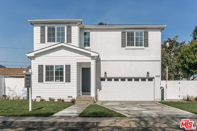 8023 Handley Avenue, Los Angeles (City), CA 90045 (MLS #18323068) :: The John Jay Group - Bennion Deville Homes