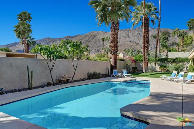 569 N Avenida Caballeros, Palm Springs, CA 92262 (MLS #18323078PS) :: The John Jay Group - Bennion Deville Homes