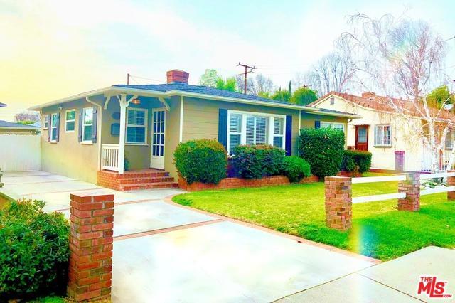 5449 Baldwin Avenue, Temple City, CA 91780 (MLS #18323272) :: The John Jay Group - Bennion Deville Homes