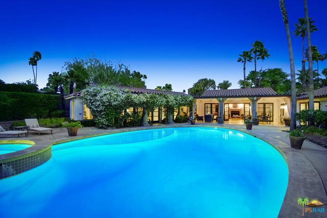 1133 Camino Mirasol, Palm Springs, CA 92262 (MLS #18323288PS) :: The John Jay Group - Bennion Deville Homes