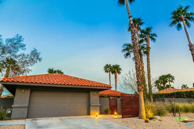 2560 N Hermosa Drive, Palm Springs, CA 92262 (MLS #18323664PS) :: Brad Schmett Real Estate Group