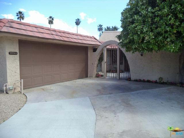 68523 Calle Aguilar, Palm Springs, CA 92262 (MLS #18323734PS) :: The John Jay Group - Bennion Deville Homes