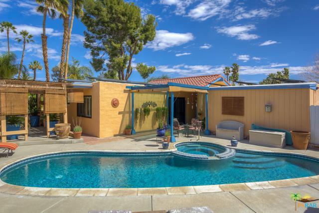 583 N Lujo Circle, Palm Springs, CA 92262 (MLS #18323806PS) :: Team Wasserman