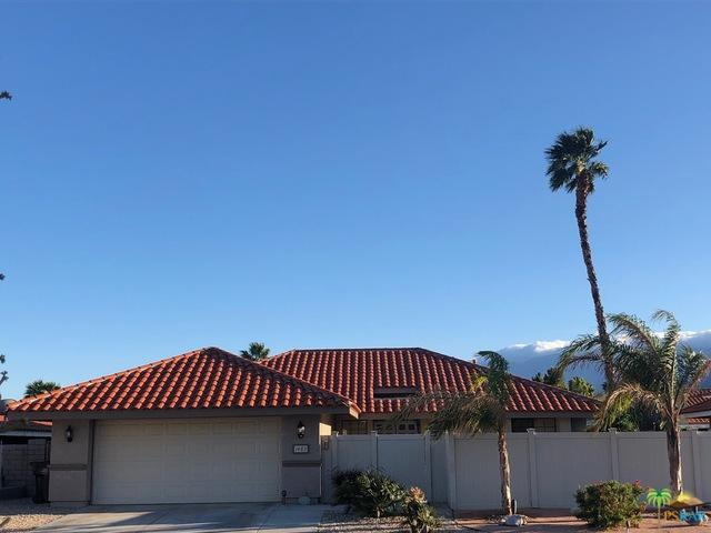 Palm Springs, CA 92262 :: The John Jay Group - Bennion Deville Homes