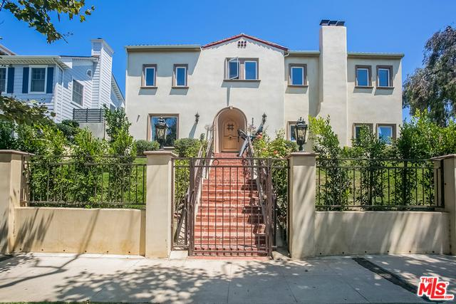 956 S Longwood Avenue, Los Angeles (City), CA 90019 (MLS #18324036) :: The John Jay Group - Bennion Deville Homes