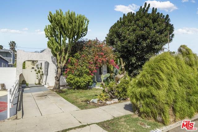 1037 Palms Boulevard, Venice, CA 90291 (MLS #18324050) :: The John Jay Group - Bennion Deville Homes