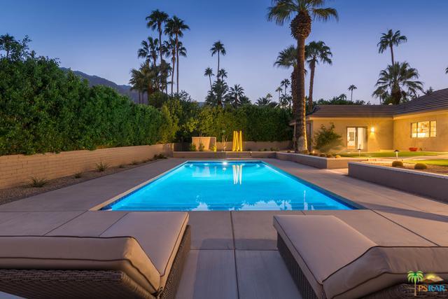 201 Vereda Norte, Palm Springs, CA 92262 (MLS #18324054PS) :: The John Jay Group - Bennion Deville Homes