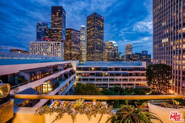 121 S Hope Street #606, Los Angeles (City), CA 90012 (MLS #18324186) :: The John Jay Group - Bennion Deville Homes