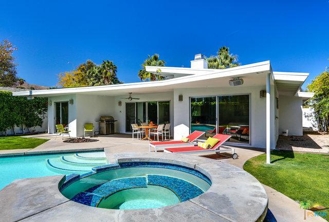 1175 E El Alameda, Palm Springs, CA 92262 (MLS #18324330PS) :: Brad Schmett Real Estate Group