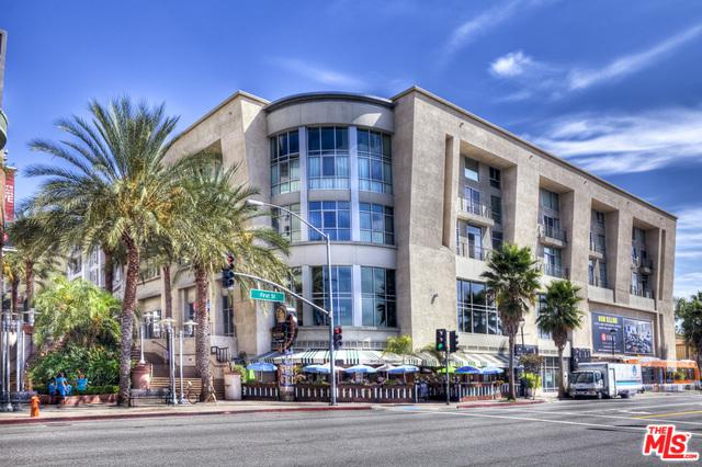 250 N First Street #523, Burbank, CA 91502 (MLS #18324428) :: The John Jay Group - Bennion Deville Homes