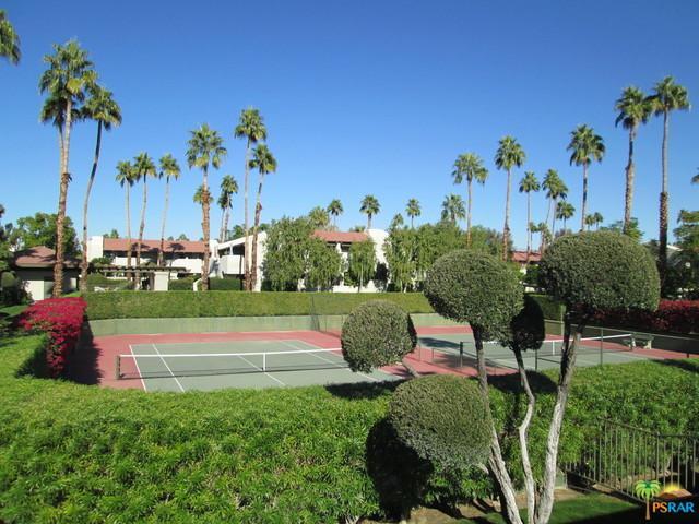 1150 E Amado Road 8B2, Palm Springs, CA 92262 (MLS #18324448PS) :: The John Jay Group - Bennion Deville Homes