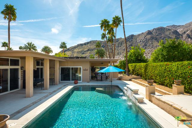 953 N Rose Avenue, Palm Springs, CA 92262 (MLS #18324484PS) :: Brad Schmett Real Estate Group