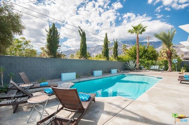 797 E Spencer Drive, Palm Springs, CA 92262 (MLS #18324562PS) :: Brad Schmett Real Estate Group