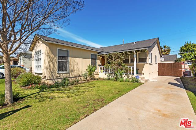 3946 Coolidge Avenue, Los Angeles (City), CA 90066 (MLS #18324600) :: The John Jay Group - Bennion Deville Homes