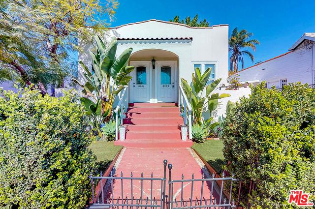 8979 Keith Avenue, West Hollywood, CA 90069 (MLS #18324634) :: The John Jay Group - Bennion Deville Homes