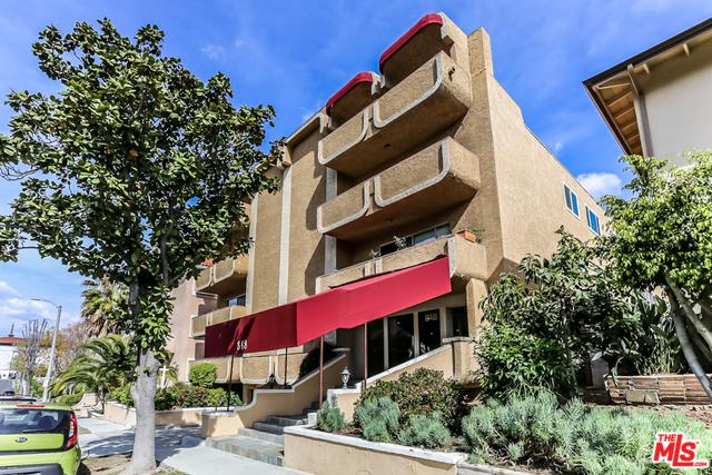 818 S Lucerne #204, Los Angeles (City), CA 90005 (MLS #18324668) :: The John Jay Group - Bennion Deville Homes
