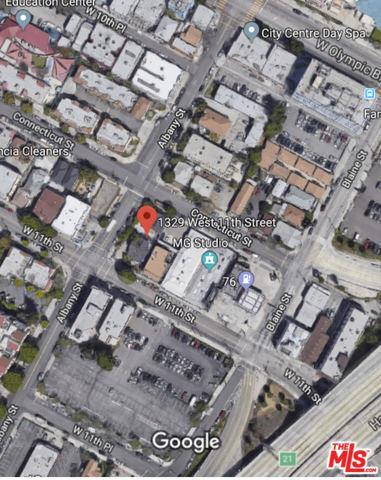 1329 W 11th Street, Los Angeles (City), CA 90015 (MLS #18324796) :: The John Jay Group - Bennion Deville Homes