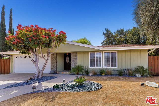 12841 Jolette Avenue, Granada Hills, CA 91344 (MLS #18324870) :: The John Jay Group - Bennion Deville Homes