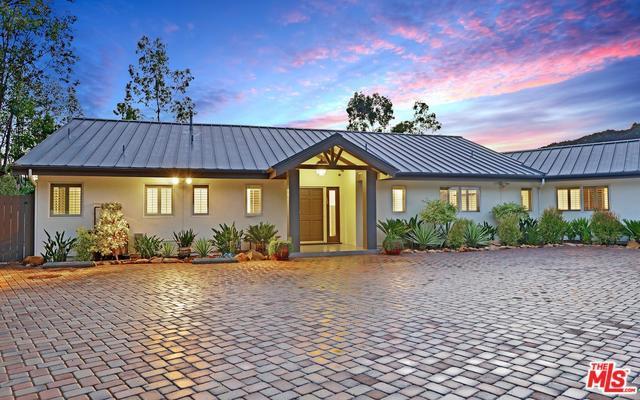 24311 Sylvan Glen Road, Calabasas, CA 91302 (MLS #18324896) :: The John Jay Group - Bennion Deville Homes