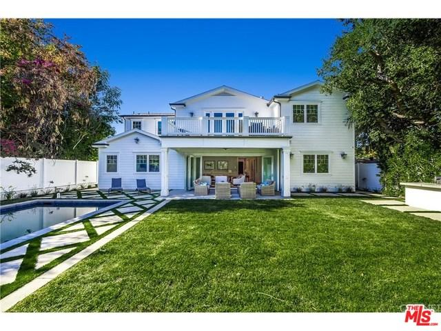 17030 Otsego Street, Encino, CA 91316 (MLS #18325026) :: The John Jay Group - Bennion Deville Homes