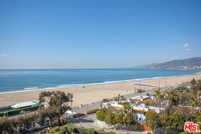 101 Ocean Avenue D701, Santa Monica, CA 90402 (MLS #18325430) :: The John Jay Group - Bennion Deville Homes