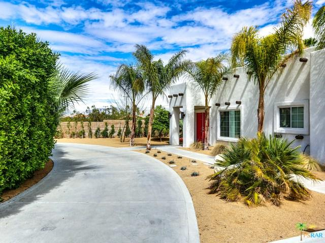 2080 N Sunrise Way, Palm Springs, CA 92262 (MLS #18325676PS) :: Deirdre Coit and Associates