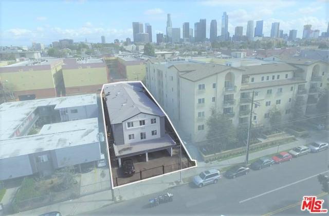 144 S Bonnie Brae Street, Los Angeles (City), CA 90057 (MLS #18325906) :: The John Jay Group - Bennion Deville Homes