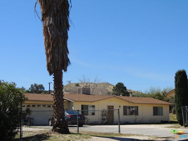 49207 Tamarisk Drive, Morongo Valley, CA 92256 (MLS #18326260PS) :: Deirdre Coit and Associates