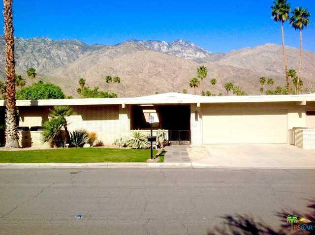 2289 Paseo Del Rey, Palm Springs, CA 92264 (MLS #18326356PS) :: Deirdre Coit and Associates