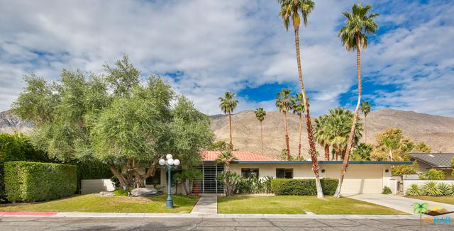 2395 S Via Lazo, Palm Springs, CA 92264 (MLS #18326410PS) :: The John Jay Group - Bennion Deville Homes