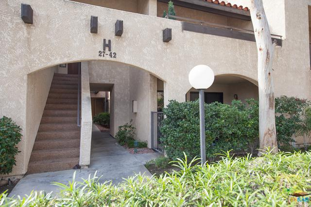 200 E Racquet Club Road #31, Palm Springs, CA 92262 (MLS #18326434PS) :: Deirdre Coit and Associates