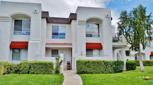 401 S El Cielo Road #53, Palm Springs, CA 92262 (MLS #18326472PS) :: Hacienda Group Inc