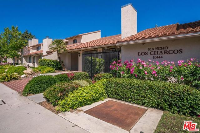 10444 Canoga Avenue #32, Chatsworth, CA 91311 (MLS #18326558) :: Hacienda Group Inc