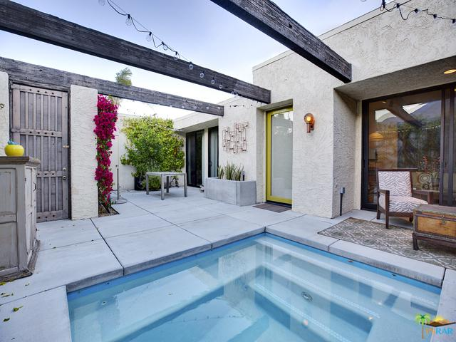 486 N Hermosa Drive, Palm Springs, CA 92262 (MLS #18326694PS) :: Deirdre Coit and Associates