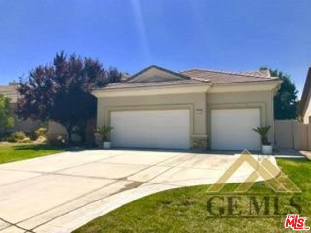 5708 Wisteria Valley Rd., Bakersfield, CA 93306 (MLS #18326770) :: The John Jay Group - Bennion Deville Homes