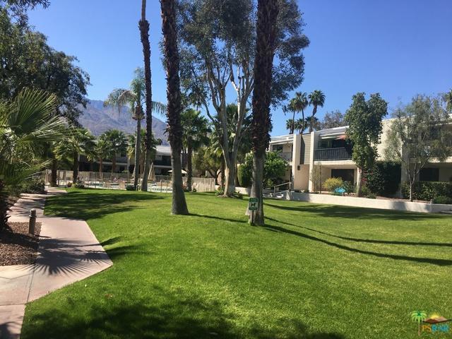 3155 E Ramon Road #909, Palm Springs, CA 92264 (MLS #18326862PS) :: Hacienda Group Inc