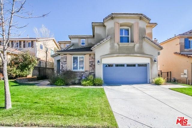22223 Celestial Lane, Saugus, CA 91390 (MLS #18326938) :: The John Jay Group - Bennion Deville Homes