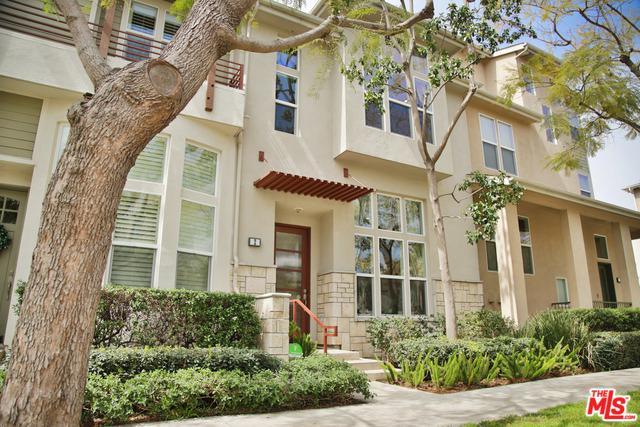 6021 Dawn Creek #2, Playa Vista, CA 90094 (MLS #18327208) :: The John Jay Group - Bennion Deville Homes